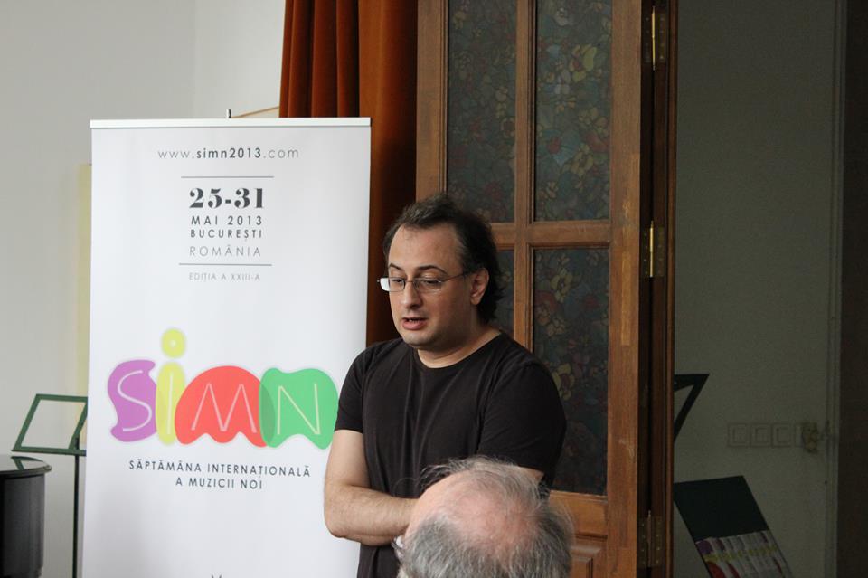 Mihai Maniceanu, composer